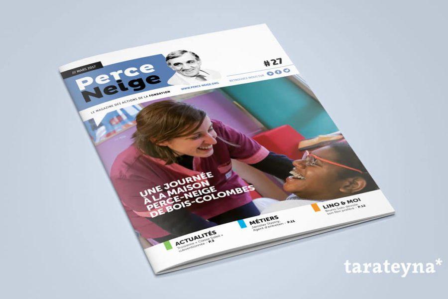 Fondation Perce-Neige Magazine #27